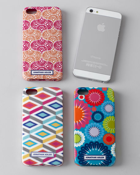 Patterned iPhone 5/5s Case