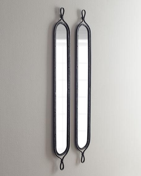 Two Duvaleix Mirrors