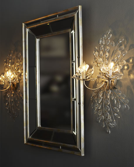 Upside Down Sconce