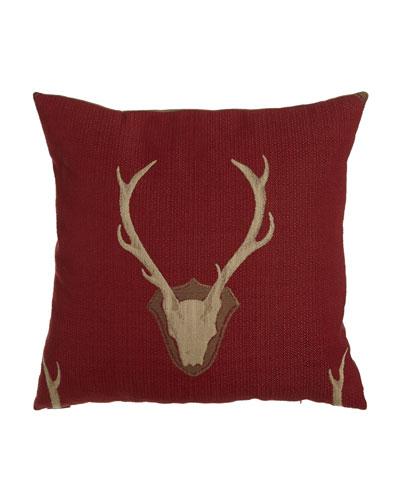 Loren Deer Pillow