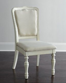 Two Conventry Side Chairs