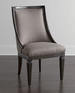 Merrilee Upholstered Sling Chair