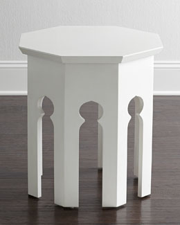 Bernhardt Edna Side Table