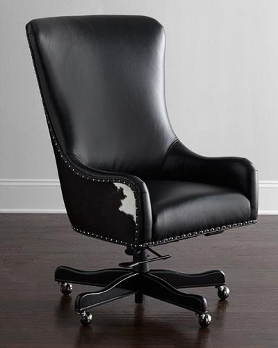 Dougherty Hairhide Executive Office Chair