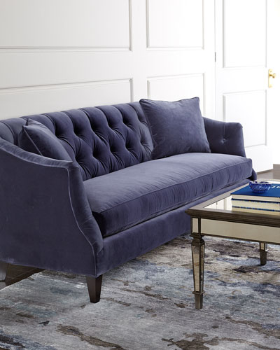 Dannah Tufted Sofa 85.5