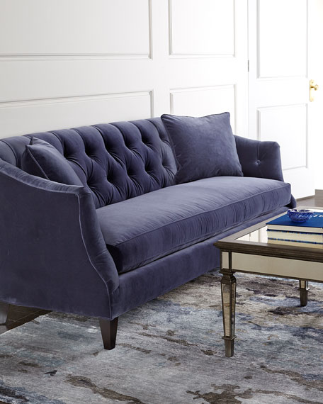Dannah Tufted Sofa 85 5