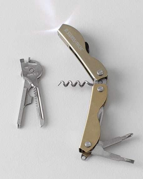 """Utili-Key 6-in-1  & """"Vintage"""" 8-in-1 Corkscrew"""