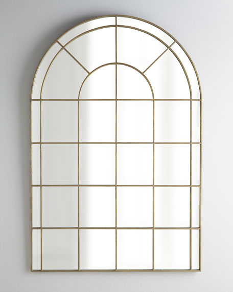 The Uttermost Co Palladian Mirror