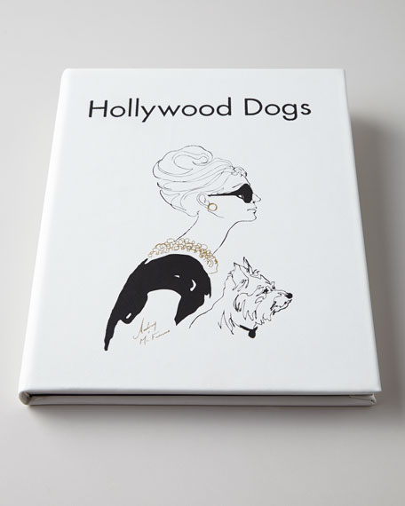 """Hollywood Dogs"" Book"