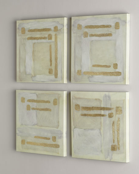 Four Geometric Abstracts
