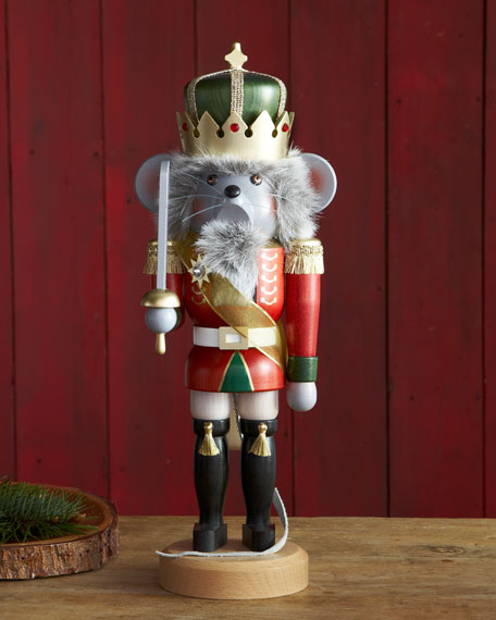 Mouse King Nutcracker