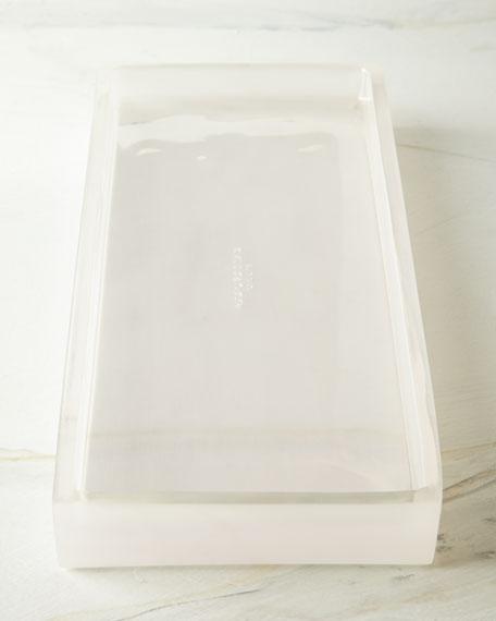 Oxygen Vanity Tray