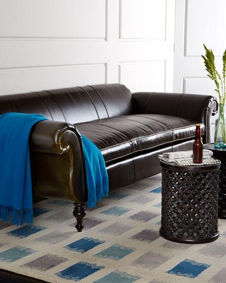 Odessa Leather Sofa