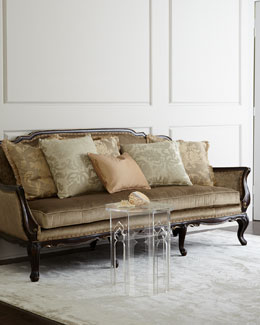 Massoud Jaquette Sofa
