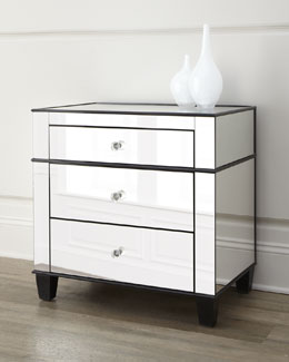 Clairmead Three-Drawer Chest