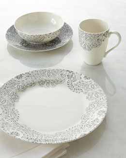 Lenox Four-Piece Marchesa French Lace Place Setting