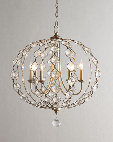 Marais Balloon Chandelier