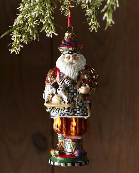 Toymaker Christmas Ornament