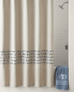 Condotti Shower Curtain