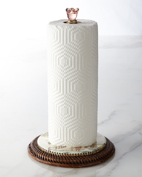 Aurora Paper Towel Holder