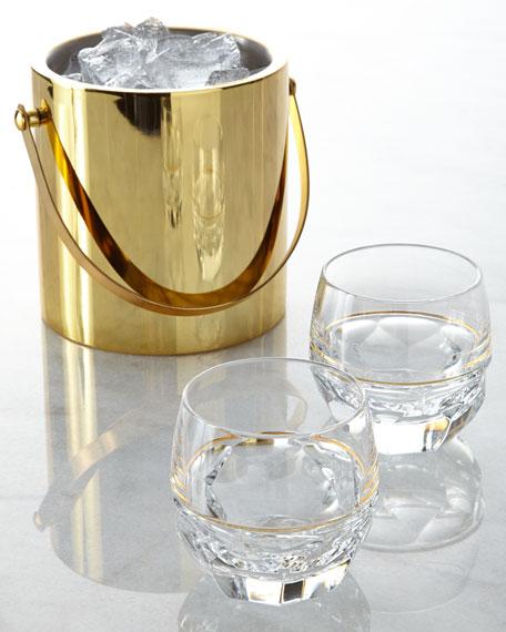 S/2 ELYSIAN ROCKS GLASSES