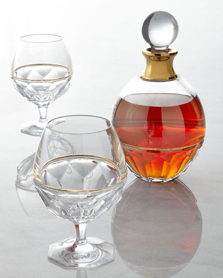Two Elysian Brandy Glasses