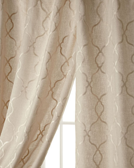 "Each 96""L Caroline Curtain"