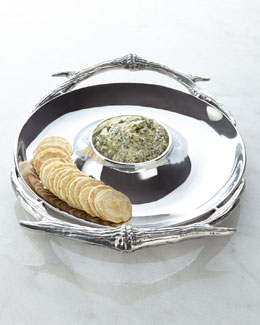Antler Chip and Dip Server