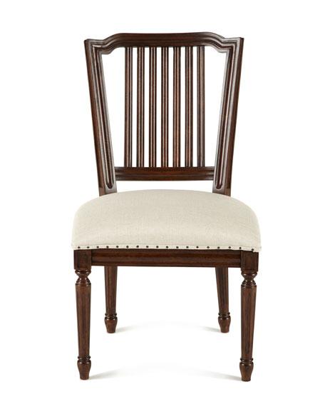Two Trisha Dining Chairs