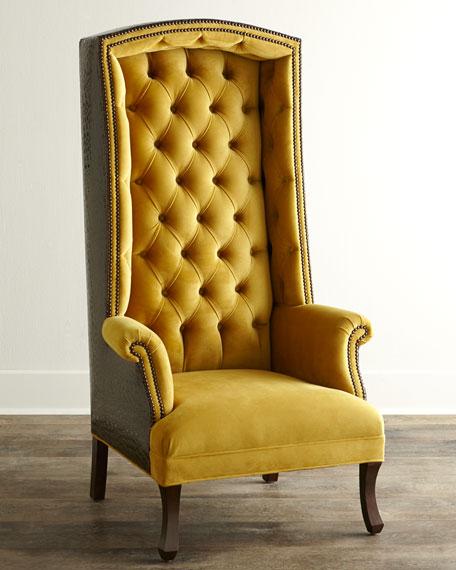 Merveilleux NM EXCLUSIVE Nob Hill Chair