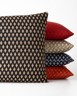 Bandhini Prism Pillows