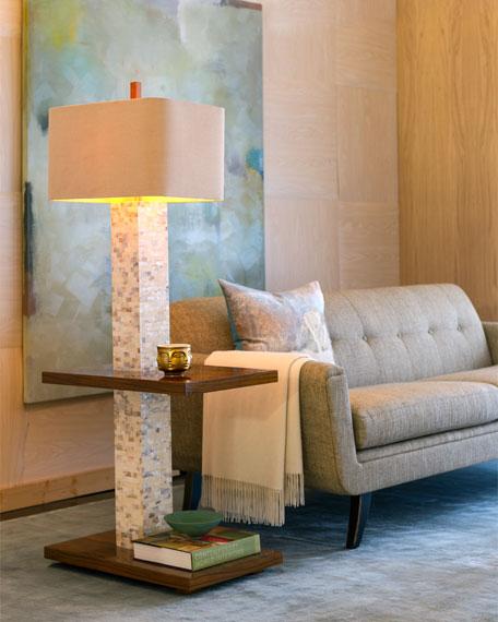 Roxbury Table & Floor Lamp