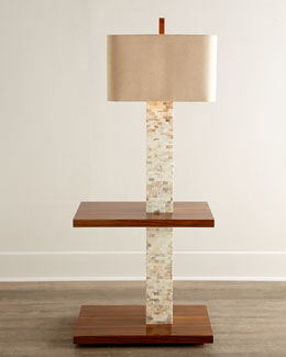 Roxbury Table & Floor Lamp