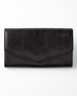 NM EXCLUSIVE Black Travel Wallet