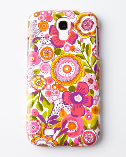 Vera Bradley Samsung Galaxy S4 Snap-On Case