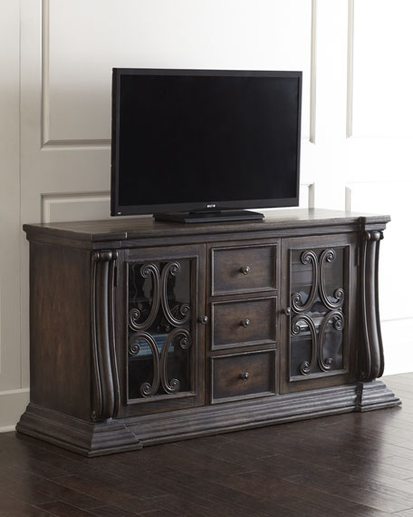 Hooker Furniture Marion Entertainment Console