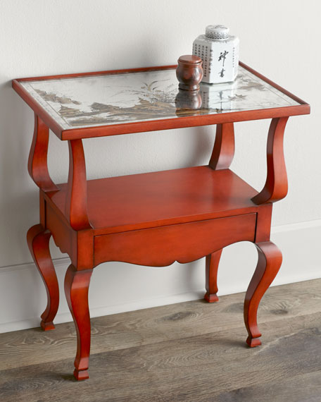 Florence de Dampierre Garance Table