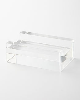 John-Richard Collection Optical Glass Painting Stand