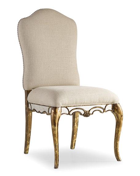 Etonnant Briganti Mirrored Chair