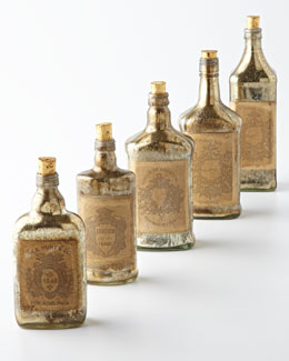 Recycled-Glass Bottles