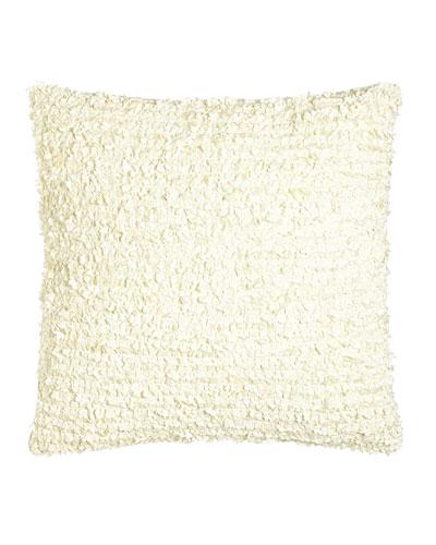 Hydrangea Petals Pillow, 20
