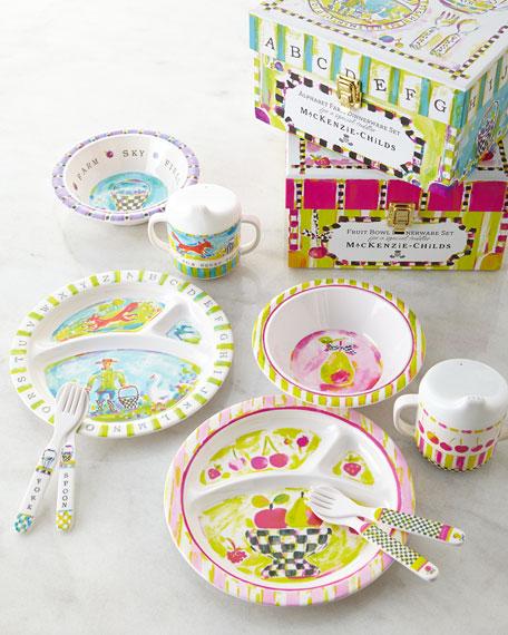 Toddler's Dinnerware Set