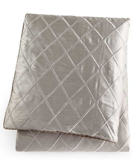 Queen Diamond Duvet Cover