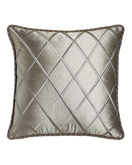 Dian Austin Couture Home Diamond European Sham