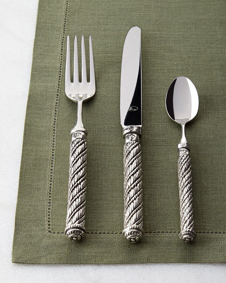 5-Piece Genova Flatware Place Setting