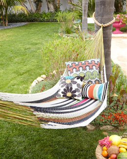 Missoni Home Collection Luna Hammock