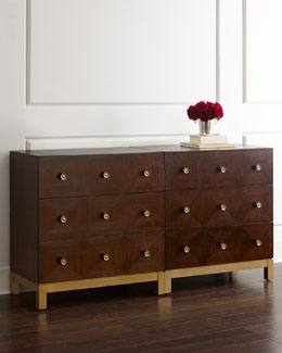 Candice Olson Marlina Bunching Dresser