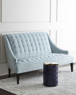 Envy Tufted Settee