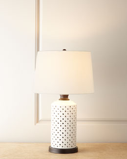 Lattice Table Lamp