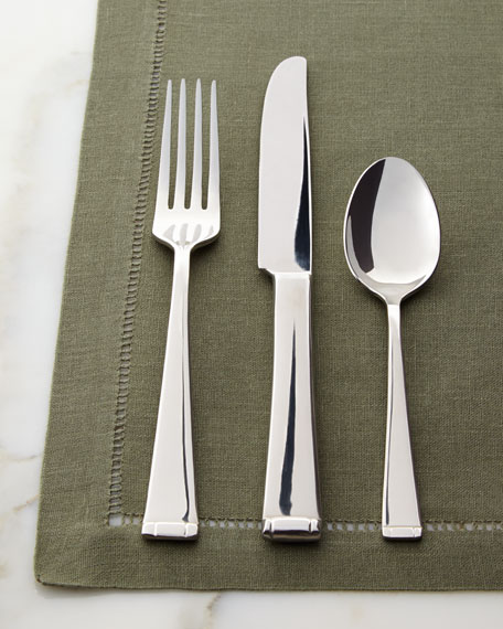 82-Piece Wingate Flatware Service